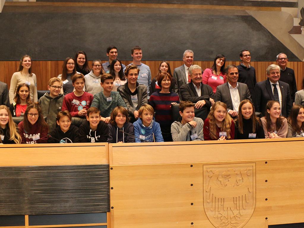 Ergebnisse des 3. Südtiroler Kinderlandtag