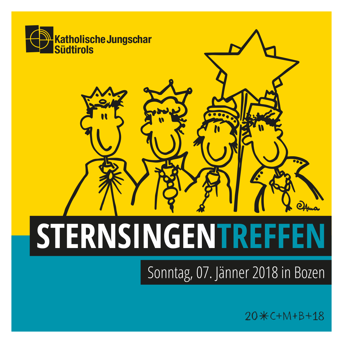 Sternsingentreffen 2018