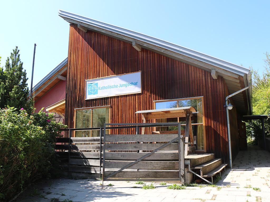Erfolgreicher Umbau der Pelletsanlage im Jungscharhaus Nobls