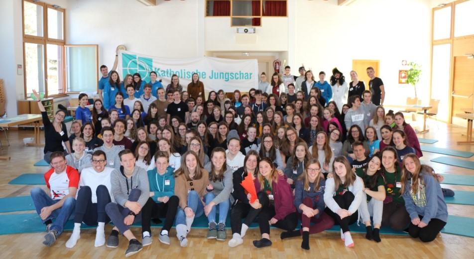 Über 100 motivierte Jugendliche beim DinXDo
